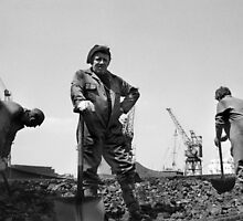Liverpool Coal Trimmer by Tim Collier