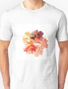 Seasons Love - Abstract Render Unisex T-Shirt