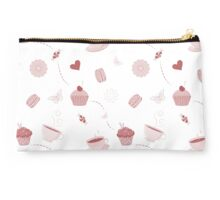 Teacups and sweets Studio Pouch