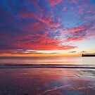 Saundersfoot Sunrise by Mark Robson