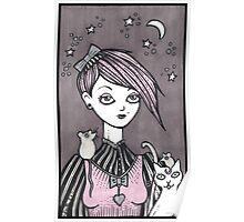 Moonlit Melody Poster