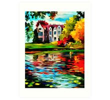 Crawley - West Sussex, England Art Print