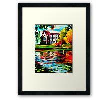 Crawley - West Sussex, England Framed Print