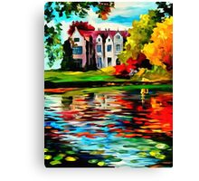 Crawley - West Sussex, England Canvas Print