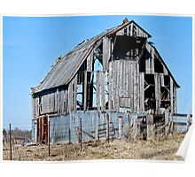 A Well Ventilated Barn ☺ Poster