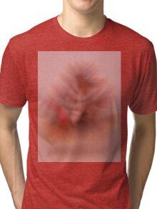 Flower-cat Tri-blend T-Shirt