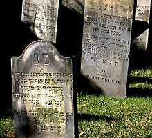 Jewish Cemetery by Phil Campus