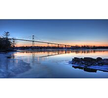 Thousand Islands Sunrise Photographic Print