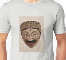 INDONESIAN MASK Unisex T-Shirt