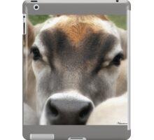 Cow  Eyes iPad Case/Skin
