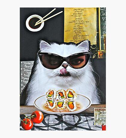 Fine Dining Photographic Print
