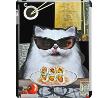 Fine Dining iPad Case/Skin