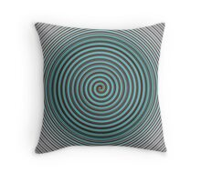 Cyclic lines! Throw Pillow