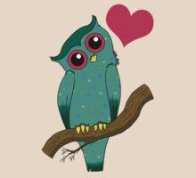 Starry Owl by Angel Szafranko