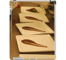 San Pellegrino Almost Famous Chef Competition iPad Case/Skin