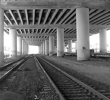 Under the Freeway  by Rae Breaux