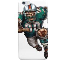 Miami Dolphins logo 3 iPhone Case/Skin