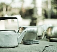 I'm a Little Teapot  by BruceMacArthur