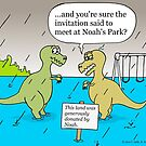 Noah's Park by sardonicsalad