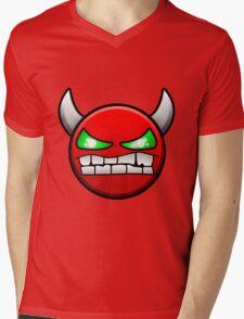 Demon Mens V-Neck T-Shirt