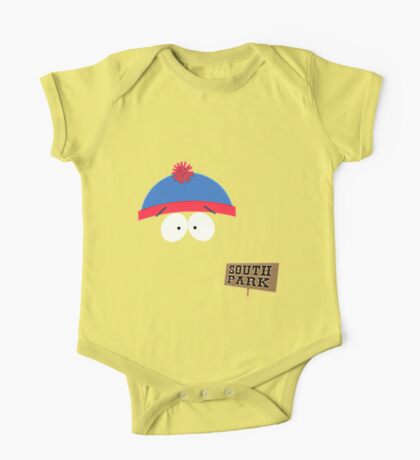 Invisible Stan form South Park One Piece - Short Sleeve
