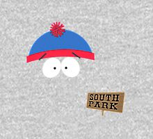 Invisible Stan form South Park Unisex T-Shirt