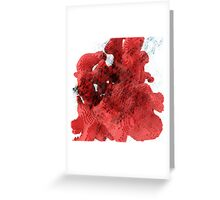 You will return - Abstract CG Greeting Card