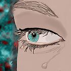 Tears in my eyes  by Kate Farrant