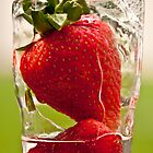 Strawberry by Aziz Dhamani