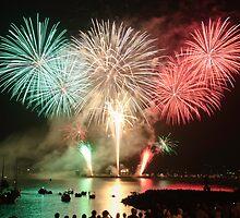 Firework Vancouver by Aziz Dhamani