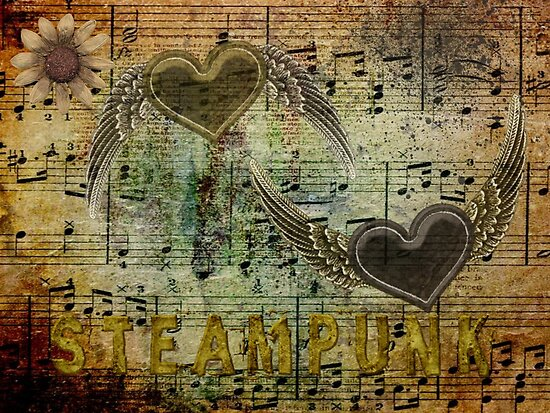 Steampunk Funk by dovey1968