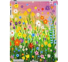 Happy Little Garden 3 iPad Case/Skin