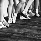 Not so Fancy Footwork by Lisa Taylor