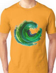 Colorful Watercolor Stroke Unisex T-Shirt