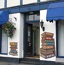 Books outside and inside by Ian Ker