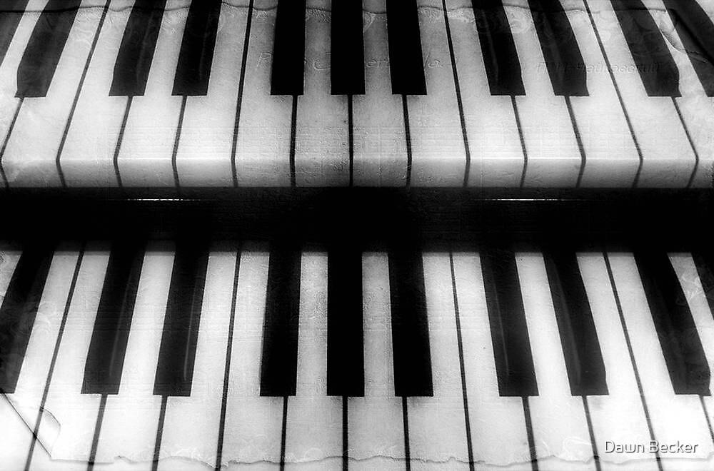 Play me a tune © by Dawn Becker