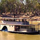 The Old Ways - The Murray River Echuca by hurky