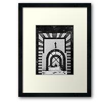 Salah Framed Print