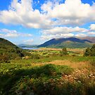 Bassenthwaite Lake and the Skiddaw Range of Mountains by Paul Bettison