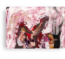 Derriere, 2011 Canvas Print