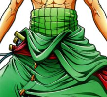 Zoro - One Piece  Sticker