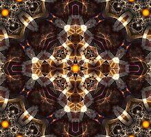 Bands Of Light The Cauldron Lock by xzendor7