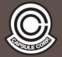 Capsule Corp. - Dragon Ball  by KronoShop