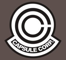 Capsule Corp. - Dragon Ball  by KronoShop