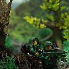 Lego jungle spec op by Shobrick