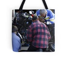 Ok, here's how you do it ... Tote Bag