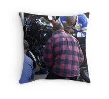 Ok, here's how you do it ... Throw Pillow