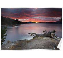 Sunrise Near Ninepin Point, Tasmania #11 Poster