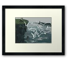 Witch of Pitteweem Framed Print