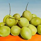 """""""Frutos de Alhaurin"""" - large oil painting of olives by James  Knowles"""